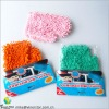 microfiber glove / cleanling glove / chenille glove
