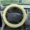 luxury sheepskin steering wheel covers