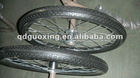 flat free bike wheel(pu bike foam wheel)