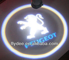 G3 high bright branded car brands logos lamp for Peugeot and all cars model