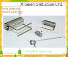 Customed top quality SUS 304 stainless steel spiral torsion spring