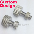 High precision stainless steel bolts nuts