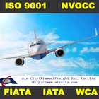 Air shipping services from Thailand to China