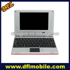 mini laptop Android2.2 VIA 8650 DV7