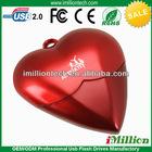 heart shaped usb drive