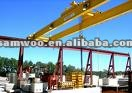 Hot selling High quality LD 10 ton bridge crane