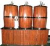 Beer cask- made of wood