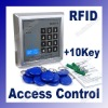 RFID Single Door Access Controller