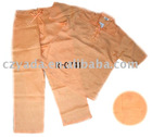 Men suits ramie casual men suit