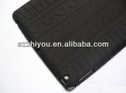 tires pattern for ipad2/3 case silicone
