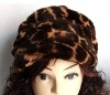 BY-RC059 Knit Rex Rabbit Fur hat Alibaba Express