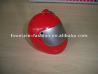 Disposable RainPoncho in funny ball with key chain