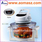 Newest 12L halogen oven convection oven Mr T Flavor Wave oven turbo As Seen On TV