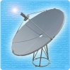 150CM C-band satellite dish and satellite antenna