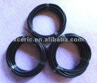 Black 2715 Silicone rubber tube sleeve