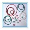 Colored silicone rubber o ring