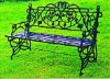 cast iron chairs for park SY-729