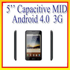 Android 4.0 table PC 4GB 3G,WiFi.GPS smart phone