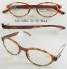 Brand reading glasses