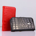 High Quality Pouch Leather Stand Case For Samsung S3 mini I8190