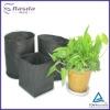 Nonwoven plant bin