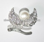 2012 hot sell rhinestone fashion jewelry brooch