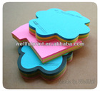 Colorful Sticky Memo Pad (WF-9065)