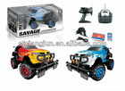 High speed RC car toys with window box