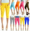 2012 Ladies Colorful Drape Harem Pants Hip-Hop Women Stretch Shorts Trousers