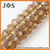 8mm Light Smoke Topaz Crystal & Glass Beads Fit Necklaces Bracelets