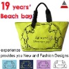 2012 Canvas Tote Bag BE-11081