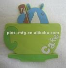 Soft PVC Cup Mat