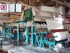 Full auto toilet paper production line