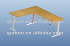 2012 new auto-driven height adjustable desk with return
