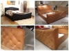 leather prince bed CK008