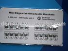 orthodontic bracket(roth,mesh base)