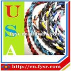 silicone titanium sports necklace