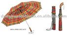 2 fold golf umbrella