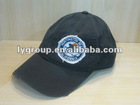 100% Cotton Flat Billed Embroidery Baseball caps ,5 panels baseball cap with embroidery and printed logo