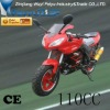 Sell very nice red 110cc super pocket bike with CE