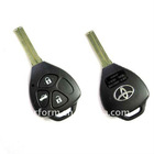 Toyota crown remote key shell 3 button