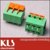 Screwless terminal blocks connector pitch 5.08mm