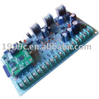 10-30 control channel mp3 decoder board for CCTV control