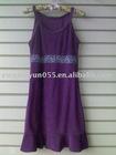 Lounge Purple 100% Cotton Lady Nightwear