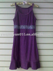 Lounge Purple 100% Cotton Lady Nightwear