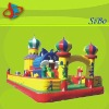 GMIF-11 giant fun city inflatable,inflatable bouncy house,inflatable funny bouncy