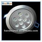 9W High Power LED Ceiling Light 220V