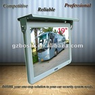 2012 Hot 19inch bus lcd monitor