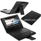 detachable Bluetooth keyboard case for Google Nexus 7""
