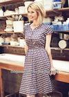 Women's Lydia Squirrel Print Dress 3396